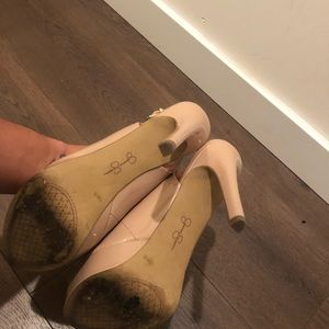 Jéssica Simpson's heels size 7 in great condition